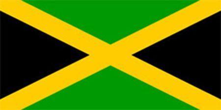 Drapeau Jamaïcain 90X 150Cm