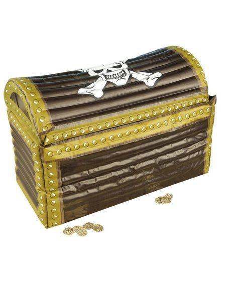 Coffre de Pirate Gonflable