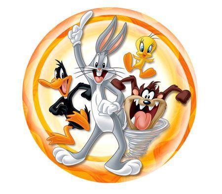 10 Assiettes (23Cm) - Looney Tunes©