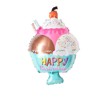 Ballon coupe de glace
