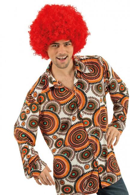 Chemise hippie homme