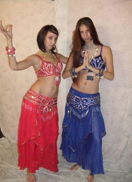 Costume de Danse Orientale