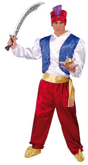 Déguisement d\'Aladin adulte