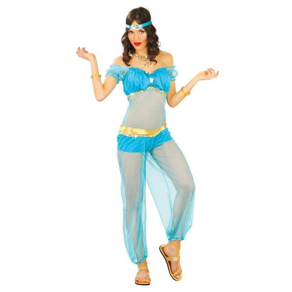 Déguisement Jasmine danseuse orientale