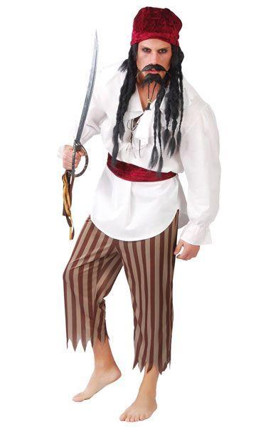 Déguisement de Pirate Homme