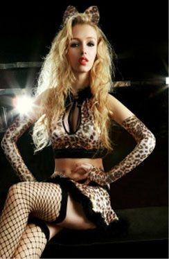 Déguisement de Tigresse Sexy