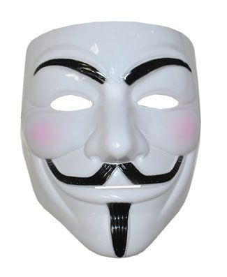 Masque V Vendetta Anonymous