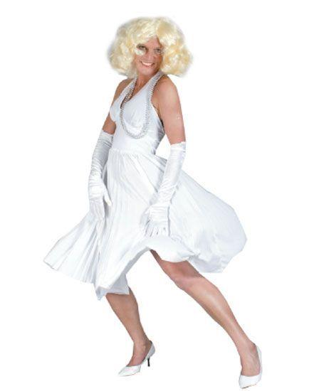Déguisement de Marilyn Luxe