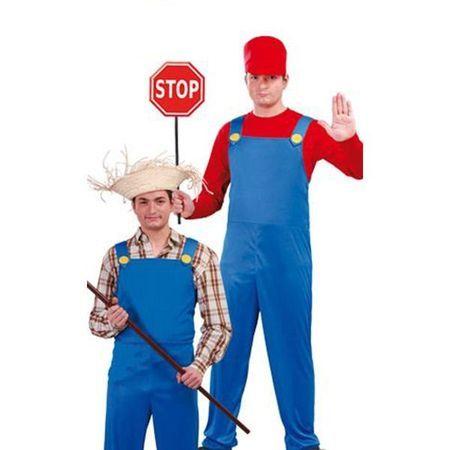Déguisement de Plombier Mario