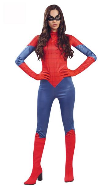 Déguisement femme araignée