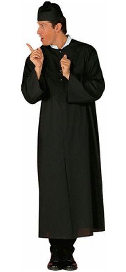 Déguisement Curé ou prêtre Traditionnel