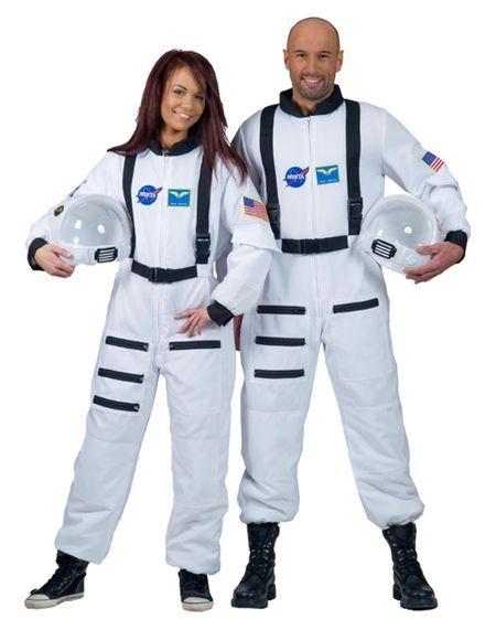 Déguisement d\'Astronaute Avec Casque