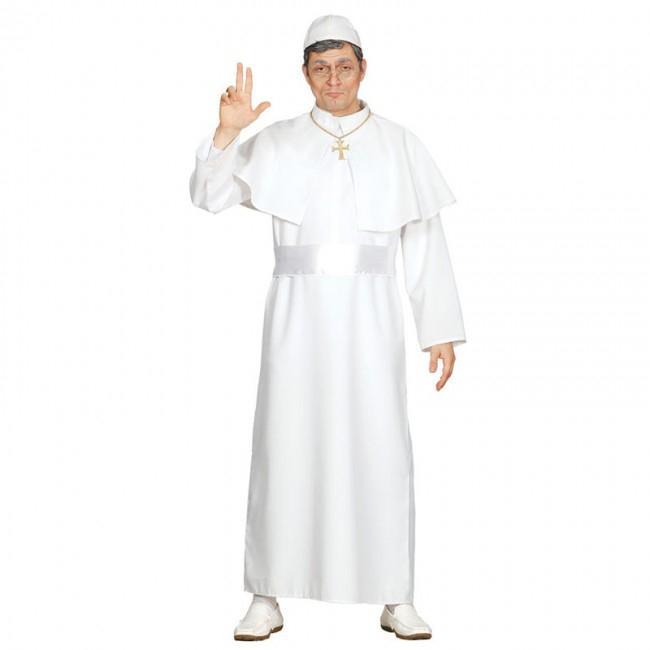 Déguisement de Pape