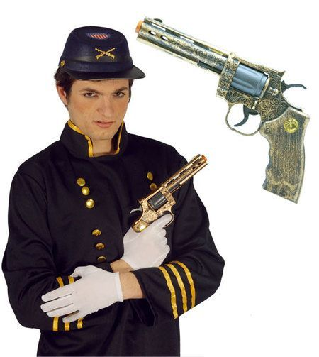 Pistolet Cow Boy 30 Cm