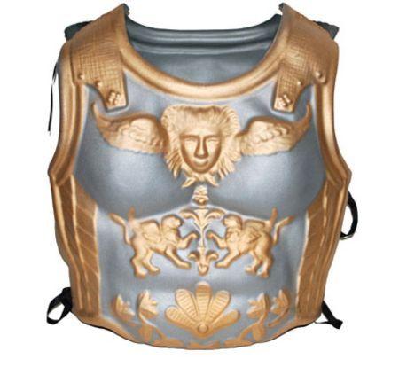 Armure Romaine en plastique