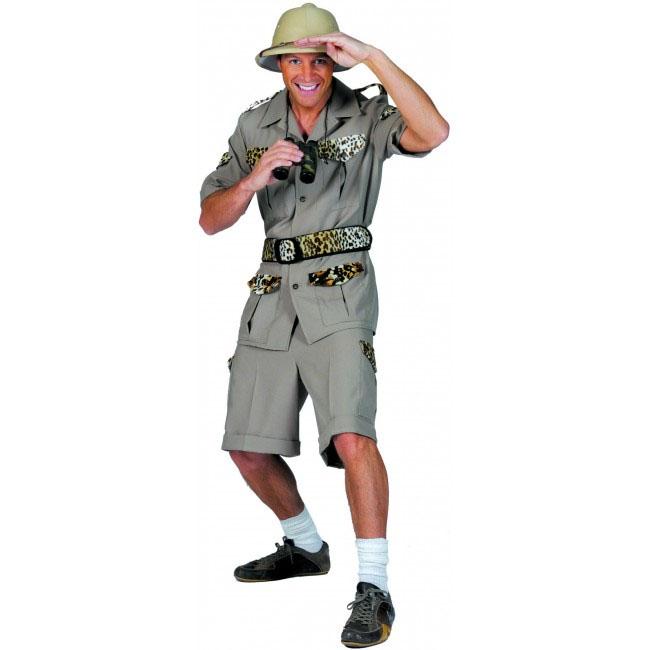 DEGUISEMENT-safari-homme