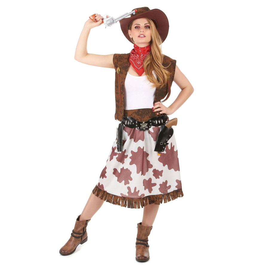 Déguisement Cowgirl