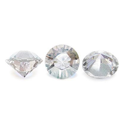 30 Diamants Cristal De Décoration