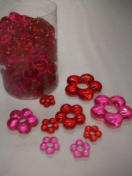 Décoration de Tables Fleurs Fuchsia