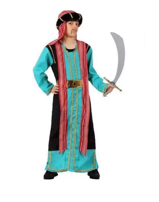 déguisement de sultan enfant