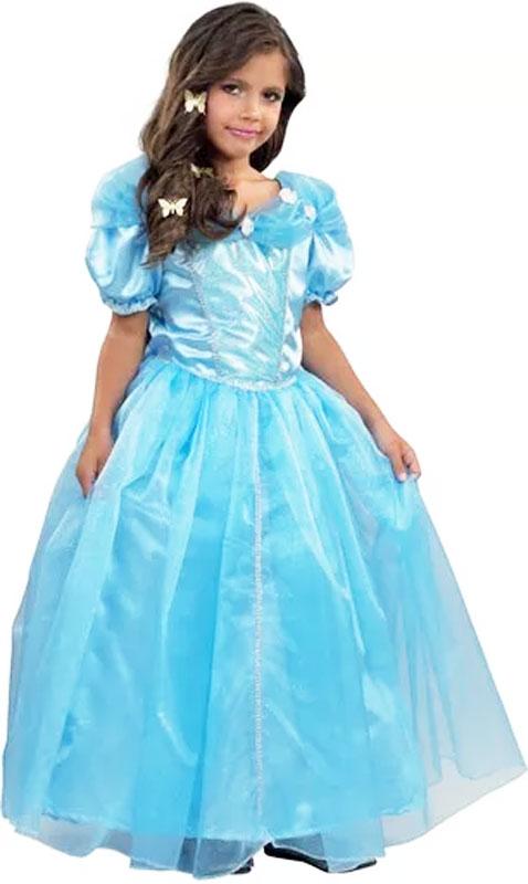 Princesse bleue enfant