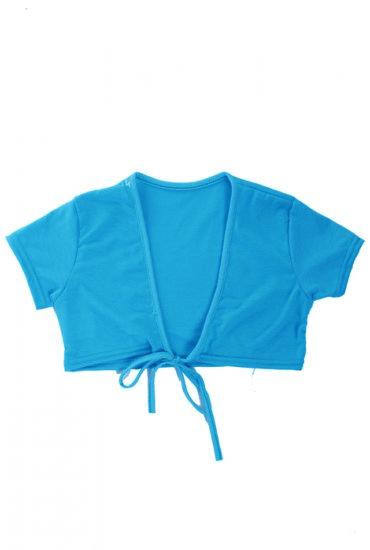 bolero-enfant-turquoise-z