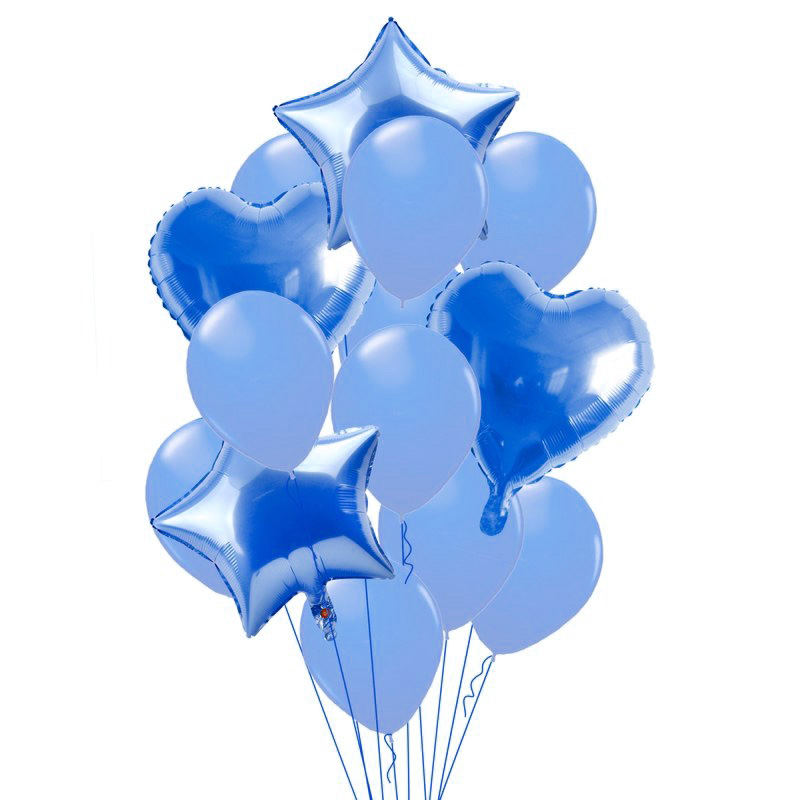 bouquet-ballon-bleu-roy