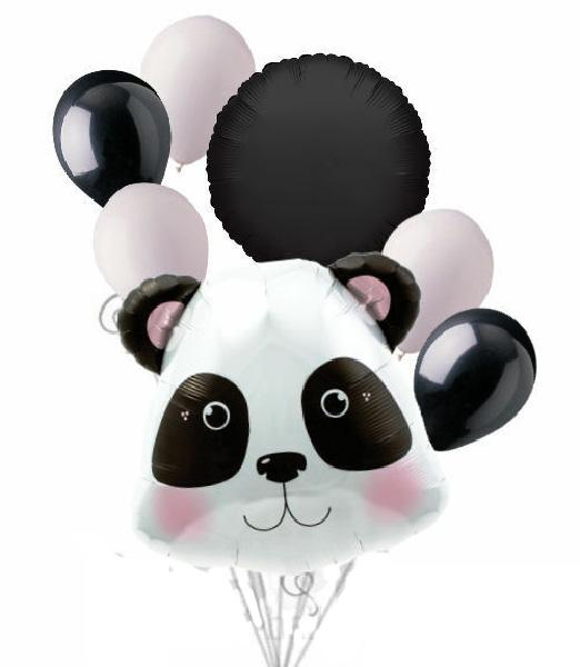 Bouquet de ballon Panda