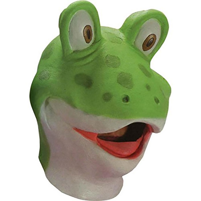 Masque de Grenouille En Latex