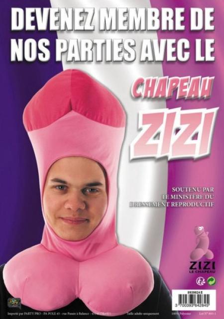 Chapeau Zizi