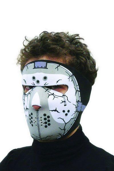 Masque Cagoule Halloween Ou Manga