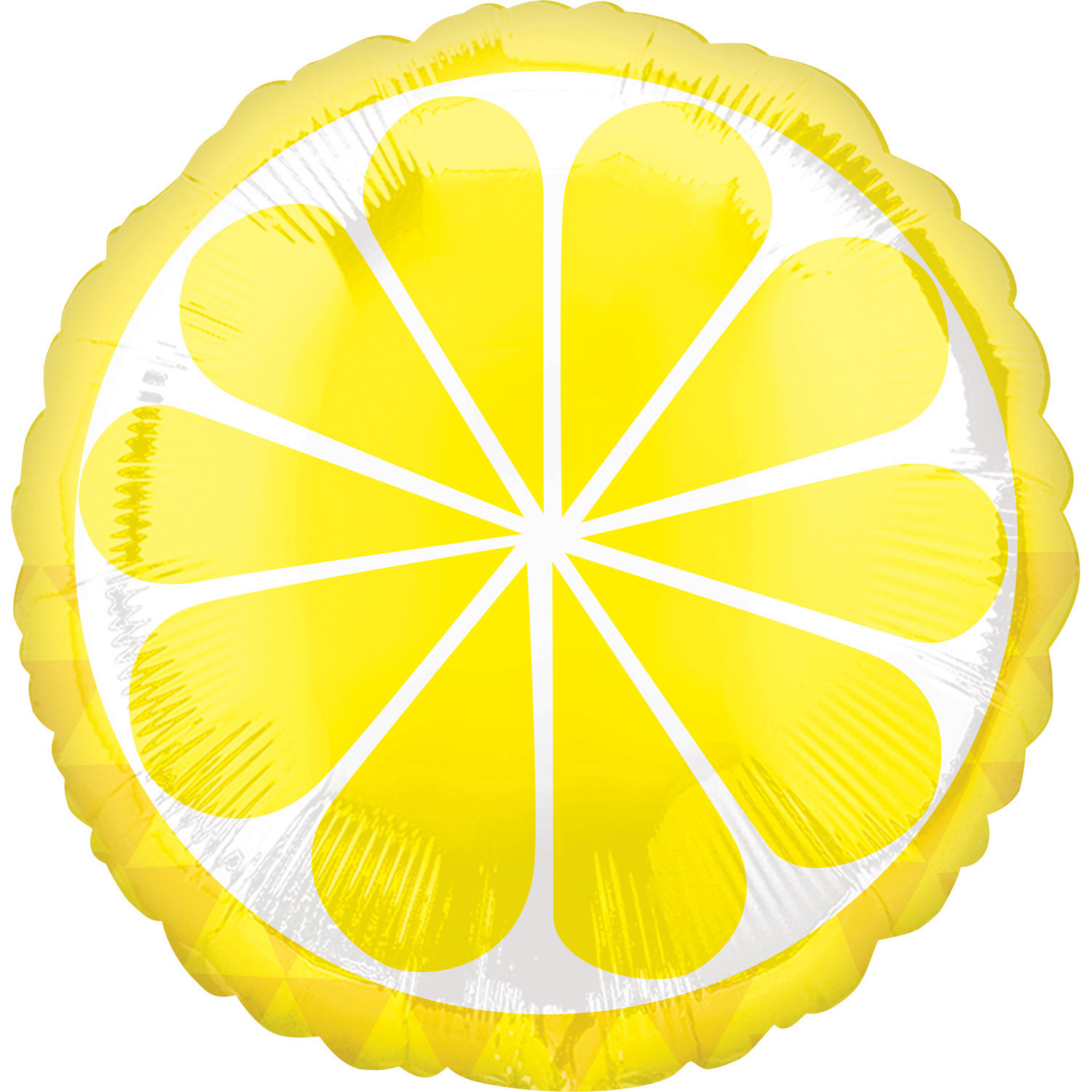 Ballon fruit citron