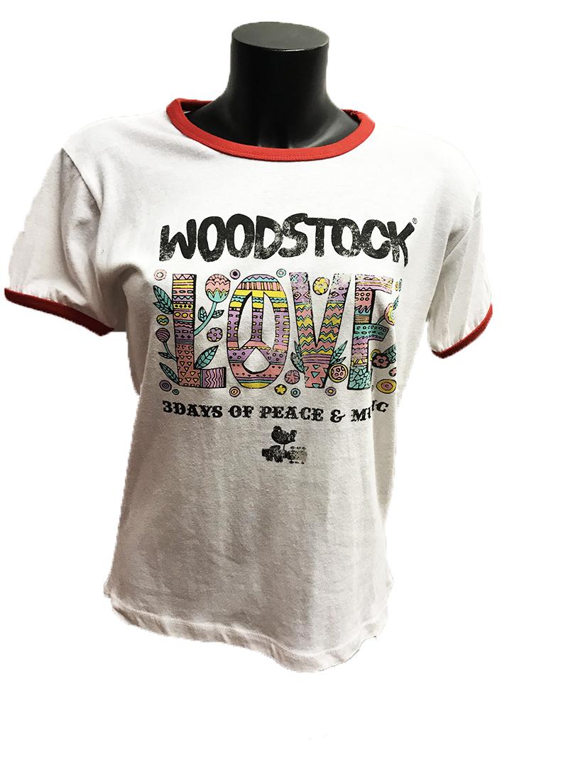 T-shirt-woodstock-blancs