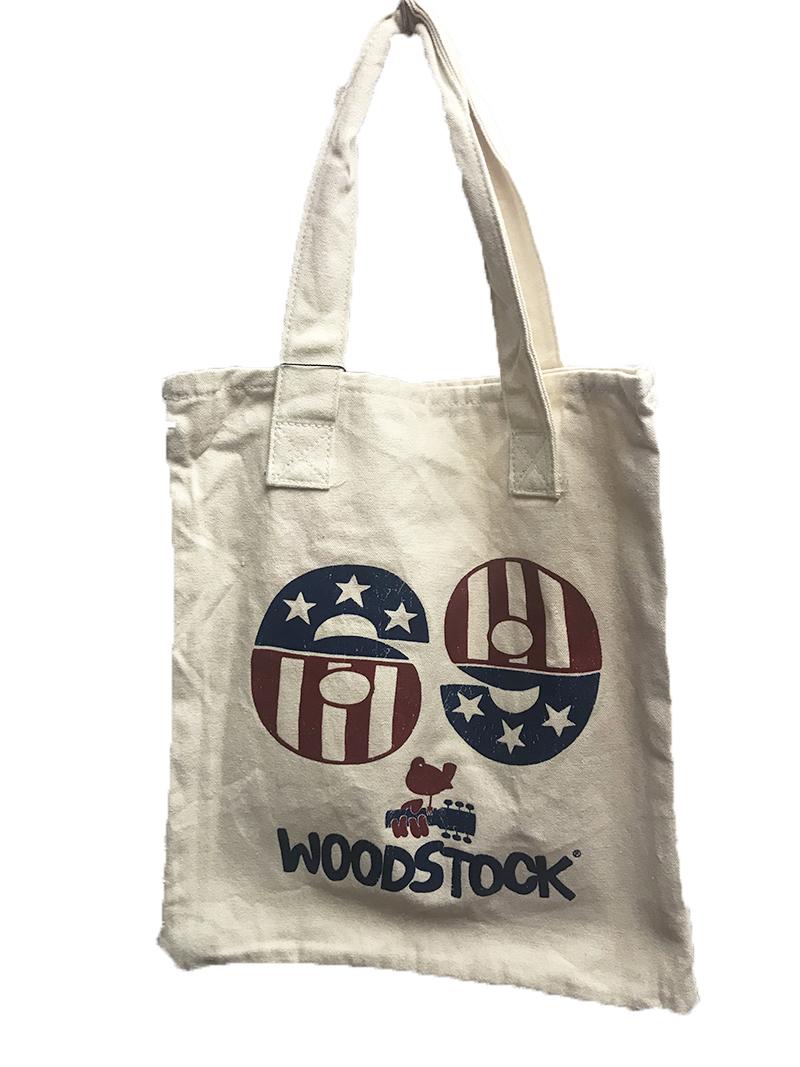 Sac à main vintage Woodstock