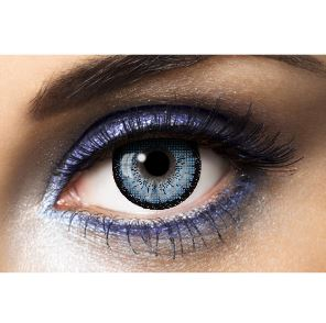 Lentilles de contact Big Eyes Blue