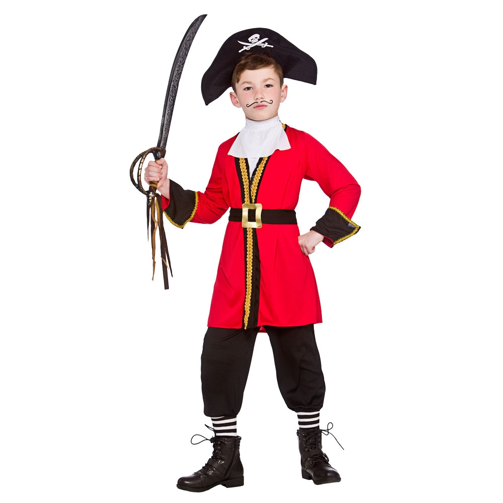 Déguisement Captain Pirate enfant