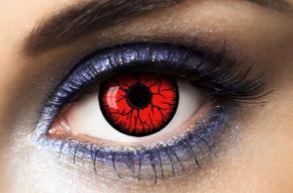 Lentille de contact Resident Evil