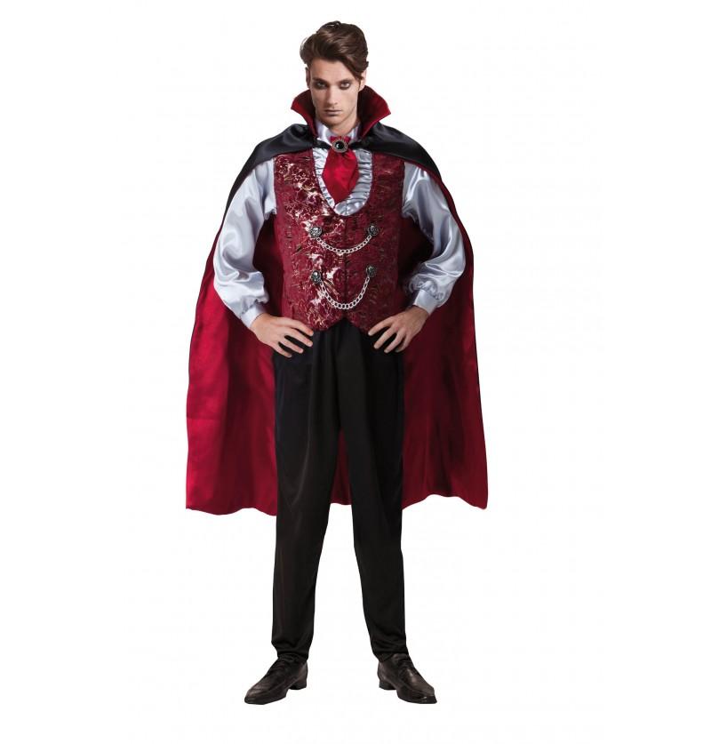 Déguisement d\'aristocrate ou vampire adulte
