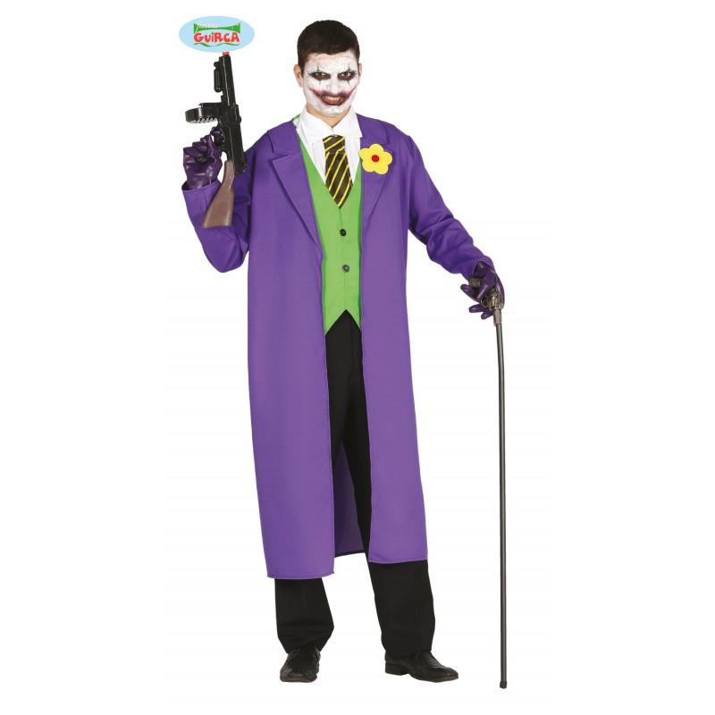 Déguisement joker assassin adulte