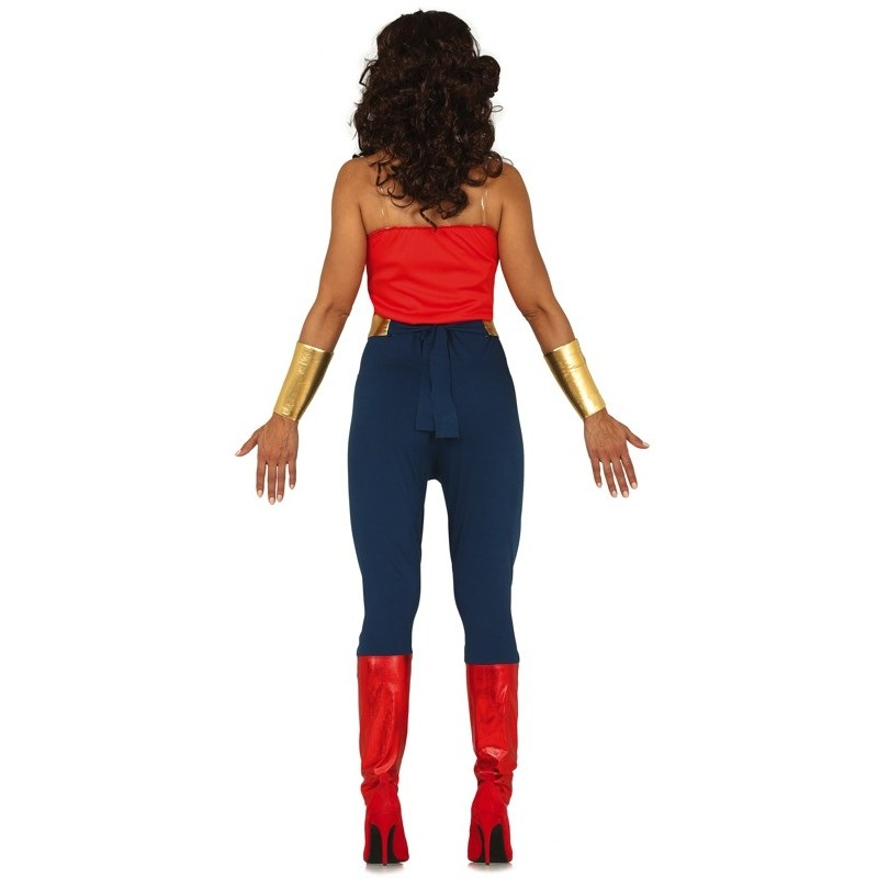 deguisesement captain america fille