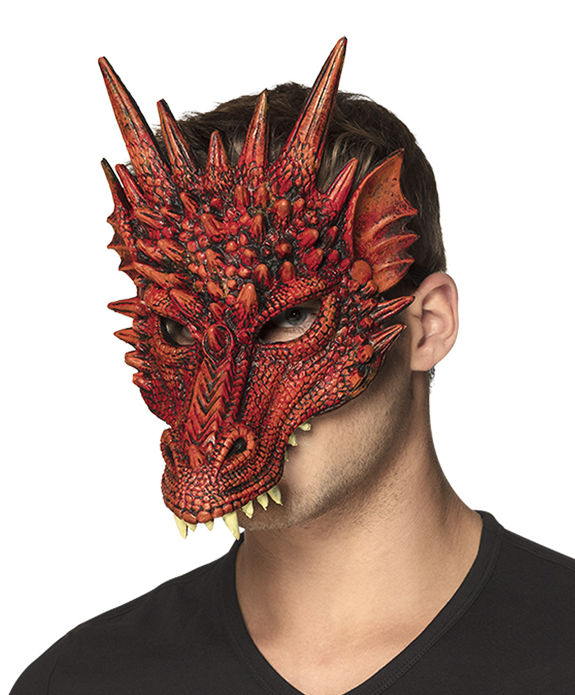 masque-dragon