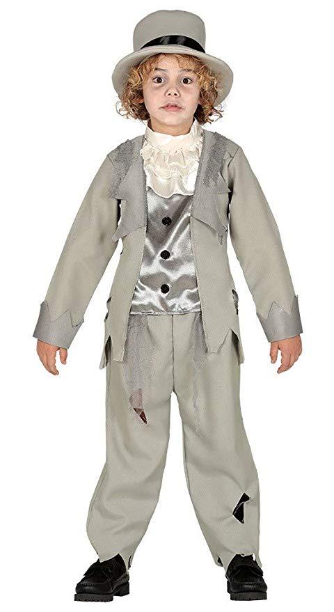 Déguisement de comte zombie enfant
