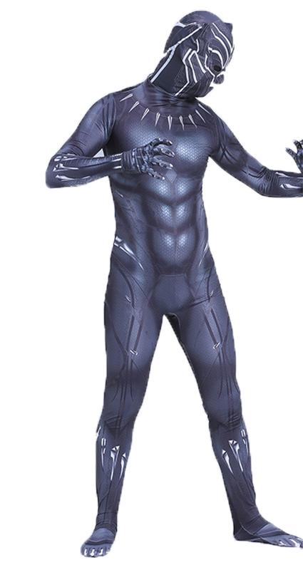 Combinaison Black panthere