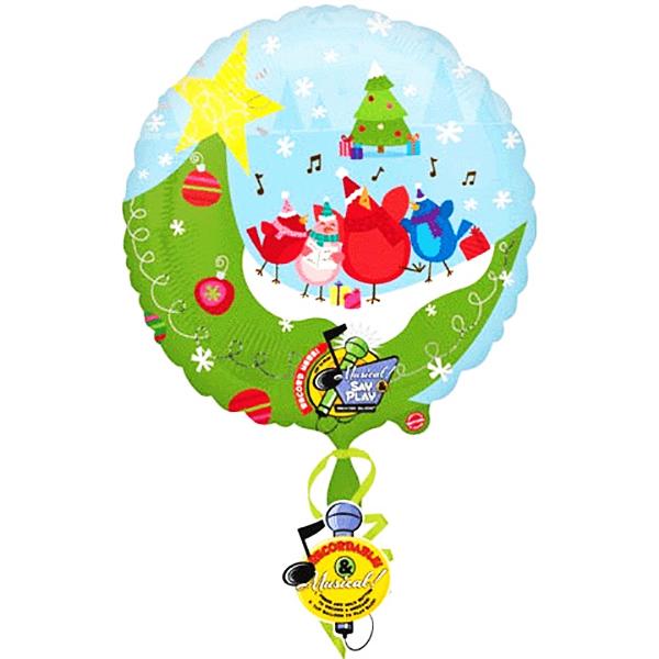 Ballon mylar enregistrable thème Nel
