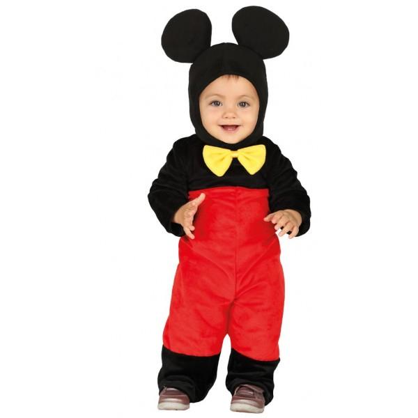 Déguisement de Mickey bébé