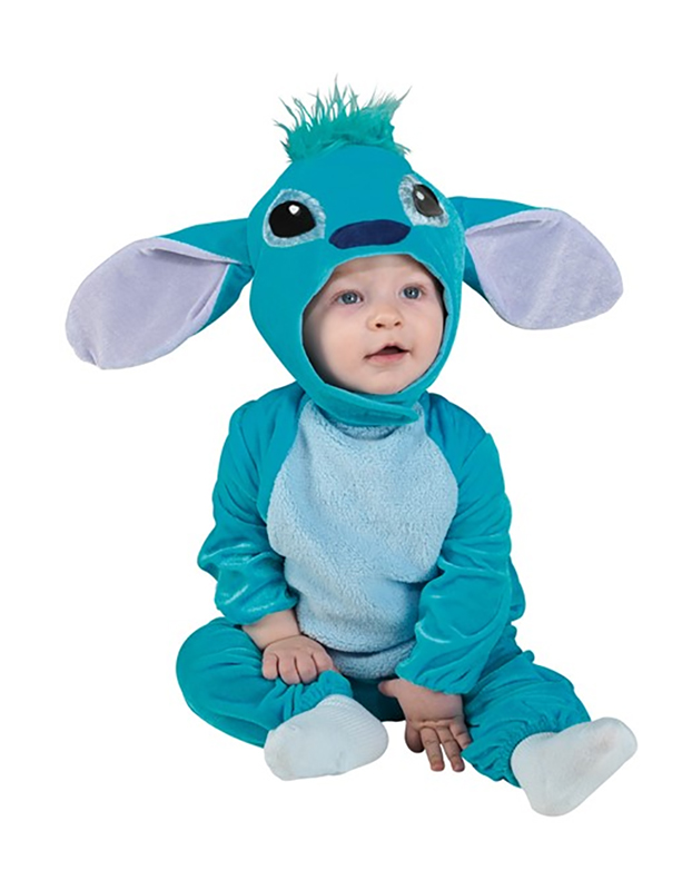 deguisement monstre bleu bebe stitch