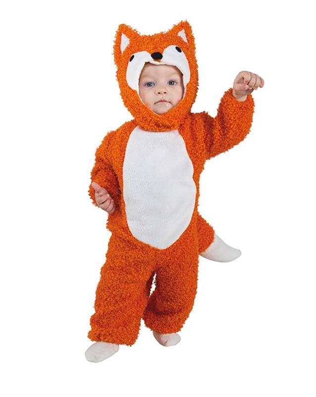 deguisement renard bebe
