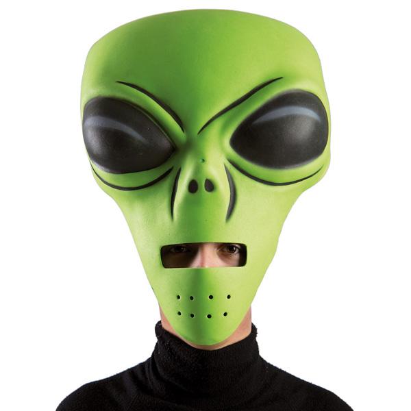 Masque d\'alien géant