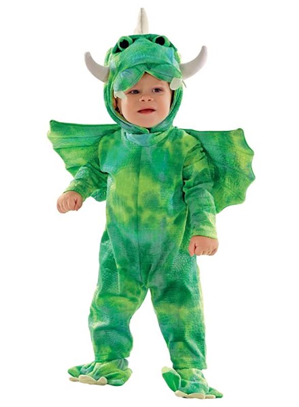 Déguisement de dinosaure bébé