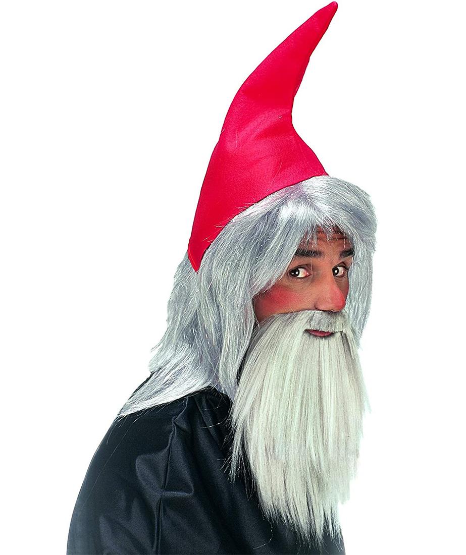Bonnet et barbe de lutin
